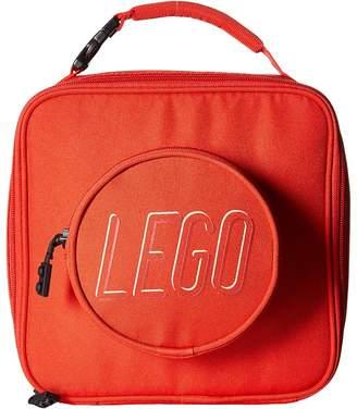 Lego Brick Lunch Bag Duffel Bags