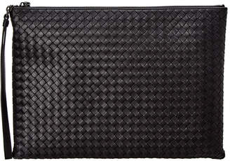 Bottega Veneta Intrecciato Nappa Leather Document Holder