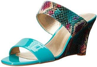 Bandolino Women's JADZIA Wedge Sandal $28.69 thestylecure.com
