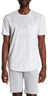 Civil Society Ombre Printed Chest Pocket Tee
