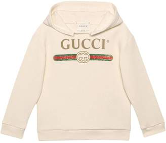 Gucci Kids Baby sweatshirt with logo