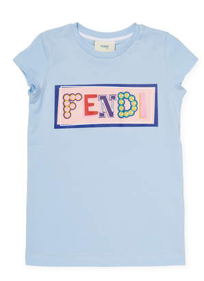 Fendi Graphic Logo T-Shirt