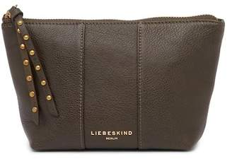 Liebeskind Berlin Maine Double Dye Leather Cosmetic Bag