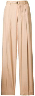Joseph silk tailored trousers