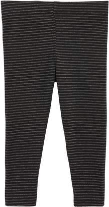 Tucker + Tate Metallic Stripe Leggings