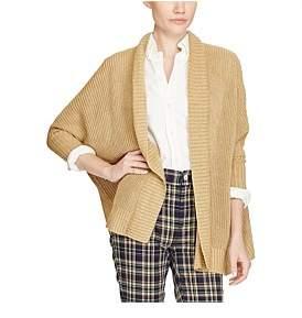 Polo Ralph Lauren 3/4 Sleeve Open Texture Cardigan