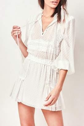 LoveShackFancy Amber Dress