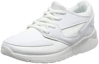 New Look Women's Meo 5622855 Trainers (White 10), 41 EU