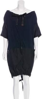 Marni Woven Knee-Length Dress