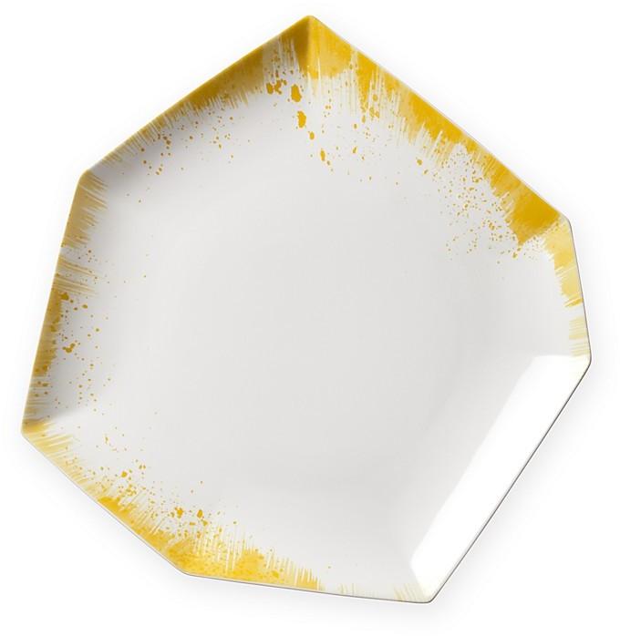 Diane von Furstenberg Brushstroke Dinner Plate