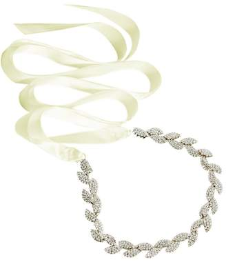 Azaleas Women's Crystal Bridal Bridesmaid Dresses Sash Belts