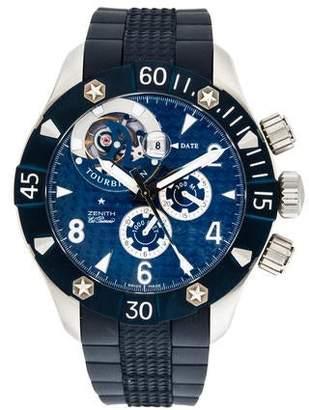 Zenith Defy Classic Sea Watch
