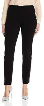 T Tahari Women's Straight Leg Dessa Pant