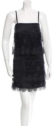 Stella McCartney Sleeveless Lace Dress