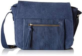 Le Temps Des Cerises Les Temps des Cerises Jiro 6 Shoulder Bag Blue