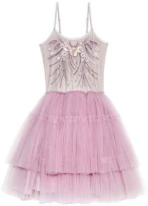 TUTU DU MONDE - Youth Girl's Spring Beauty Tutu Dress
