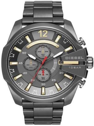 Diesel Men's Mega Chief Chronograph Bracelet Watch, 51mm