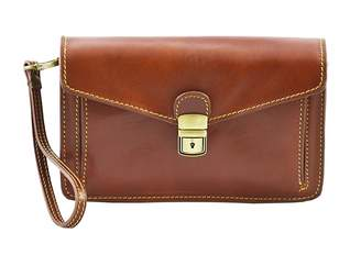 Dream Leather Bags Made in Italy Genuine Leather Genuine Leather Man Clutch Color