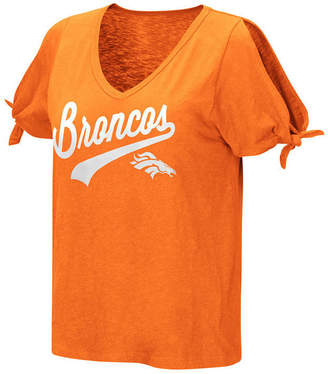 Touch by Alyssa Milano Women Denver Broncos First String T-Shirt