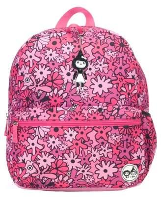 Babymel Zip & Zoe Floral Junior Backpack