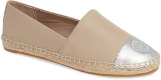 Tory Burch Colorblock Espadrille Flat