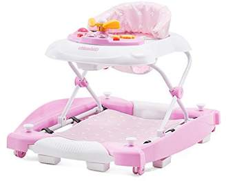 Chipolino Baby Walker With Rocker (Pink, Helly Hearts)
