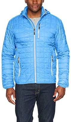 Cutter & Buck Men's Weather Resistant Primaloft Down Alternative Rainer Jacket