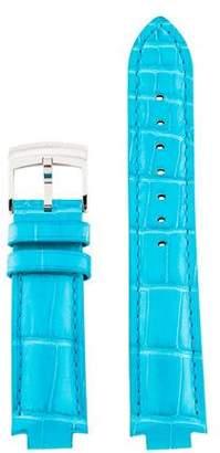 Louis Vuitton 10mm Alligator Watch Strap