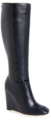 Women's Calvin Klein Poloma Wedge Boot $288.95 thestylecure.com