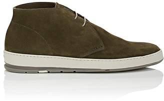 """Heschung Men's """"Sand"""" Suede Chukka Sneakers"""