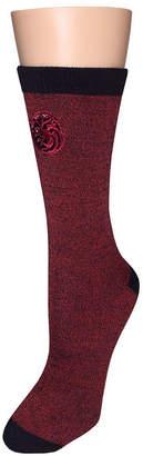 Novelty Licensed 1 Pair Crew Socks-Mens
