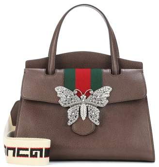 2e466decd92 Gucci Brown Leather Duffels   Totes For Women - ShopStyle Australia