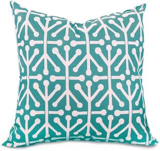 Majestic Home Goods Aruba Indoor Outdoor Large Decorative Pillow