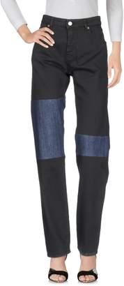 MM6 MAISON MARGIELA Denim pants - Item 42669706JC