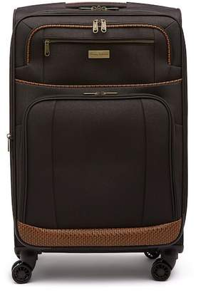 "Tommy Bahama Mojito Twist 24"" Expandable Spinner Suitcase"