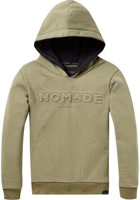 Scotch & Soda 3D Hoodie Club Nomade