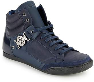 Roberto Cavalli Men's Leather Lace-up Shoes