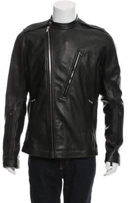 Rick Owens Cyclops Leather Moto Jacket