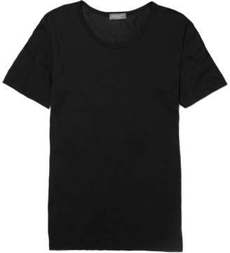 Zimmerli Royal Classic Crew-Neck Cotton T-Shirt