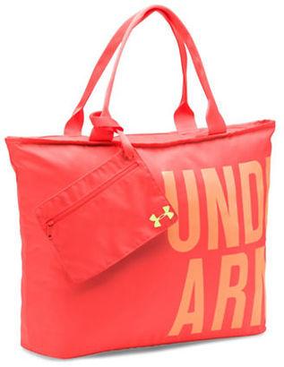 Under Armour Logo Tote Bag $29.99 thestylecure.com