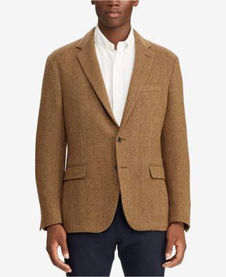 Polo Ralph Lauren Men Herringbone Sport Coat
