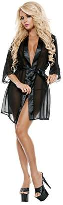 Starline Women's Midnight Seduction Robe