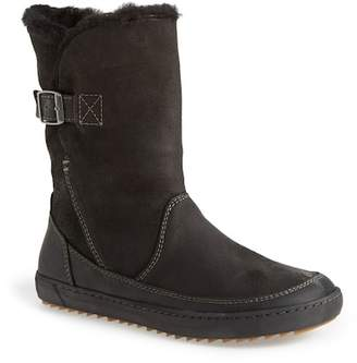 Birkenstock Woodbury Genuine Shearling Lined Boot - Discontinued