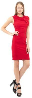 Nicole Miller Jaqueline Stretch Crepe Dress