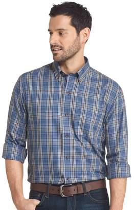 Arrow Men's Heritage Regular-Fit Twill Button-Down Shirt