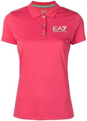 Emporio Armani (エンポリオ アルマーニ) - Ea7 Emporio Armani ロゴ ポロシャツ