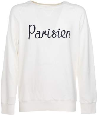 MAISON KITSUNÉ Parisien Sweatshirt