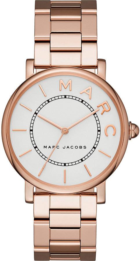 Marc JacobsMarc Jacobs Roxy rose-gold watch