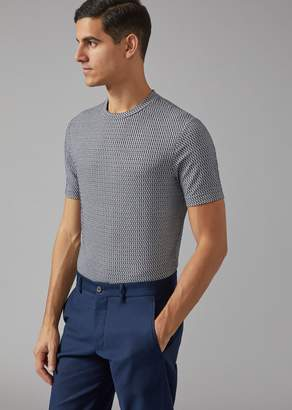 Giorgio Armani Optical T-Shirt
