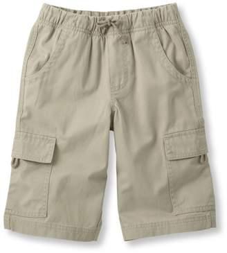 L.L. Bean L.L.Bean Boys' Cotton Twill Cargo Shorts